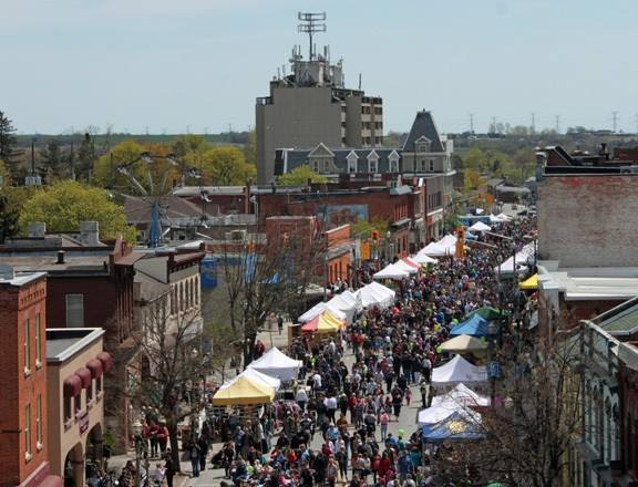 Historic Downtown Bowmanville Festivals
