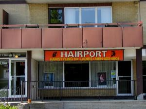 Hairport Styling