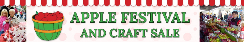 Annual Apple Festival & Craft Sale