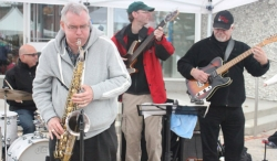 Jazz-Band-Apple-Festival-2014