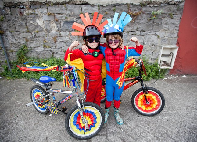 Annual events bowmanville bia for Bike decorating ideas