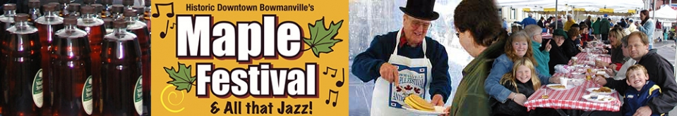 Maple Festival & All That Jazz