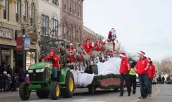 2014 Santa Clause Parade